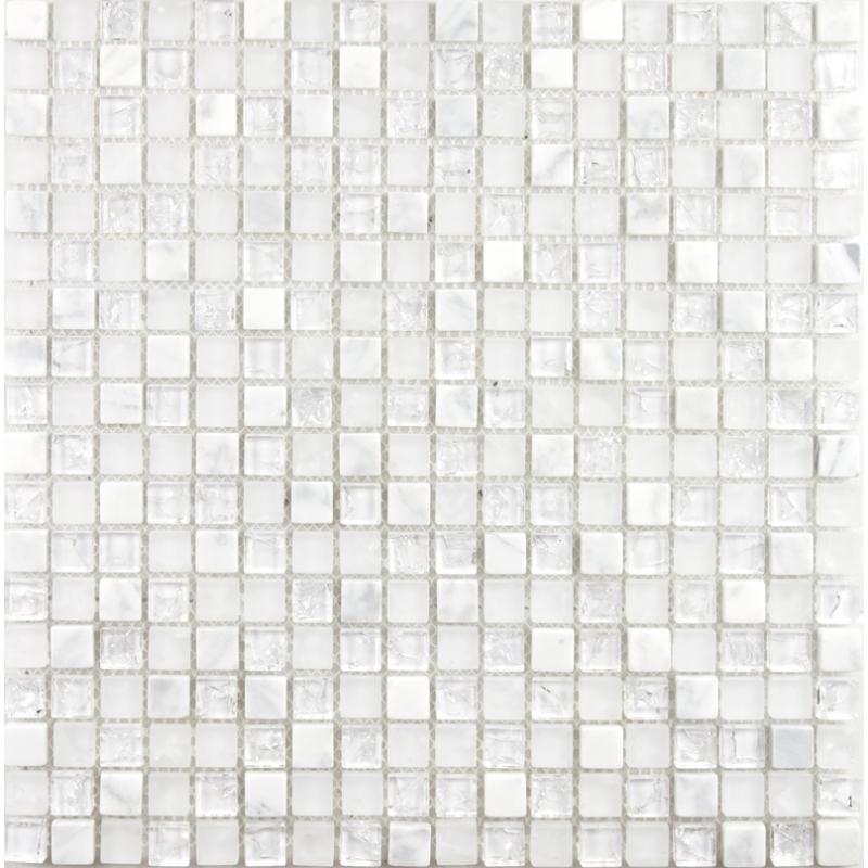 подумал, белая мозаика с белыми швами фото них можно хоть